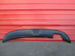 2010 2011 2012 Ford Fusion 2 5 Rear Bumper Lower Valance Oem 10 11 12