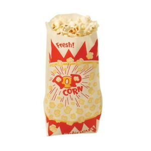 One Ounce Popcorn Bags 1000 Per Case