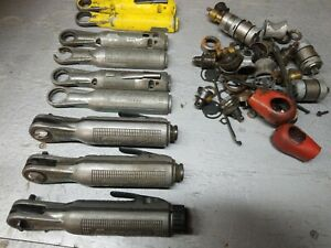 6 Snap On Far25 1 4 Drive Air Ratchets 3 Complete
