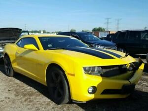 2010 Chevrolet Camaro Manual Transmission Only 72k Miles