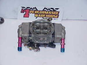 Blp Holley Hp 830 Cfm Gas Racing Carburetor W Billet Baseplate Nascar
