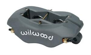 Wilwood 120 6818 Black Dynalite Forged 4 Piston Brake Caliper Ea