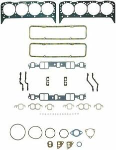 Fel Pro Hs7733pt2 Gaskets Head Set Chevy 350 Set