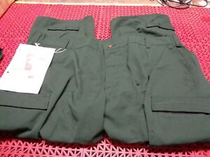Lion Apparel 3524 Wildland Fire Fighting Protective Spruce Green Pant 4xl r New