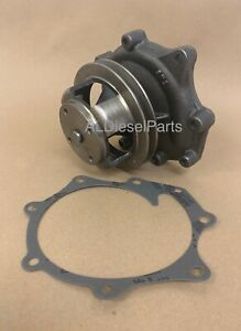 Ford Tractor Water Pump 515 530 531 532 535 540 545 550 555 650 655 750 Backhoe