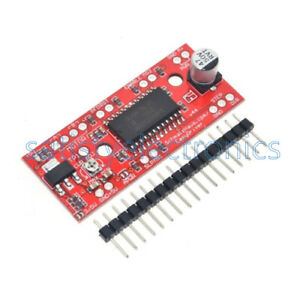 2pcs New Easydriver Shield Stepping Stepper Motor Driver V44 A3967 For Arduino