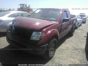 Trunk Hatch Tailgate Without Utility Box Package Fits 05 12 Frontier 1066495