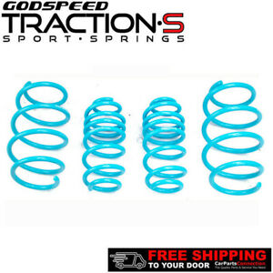 Godspeed Project Traction s Lowering Springs For Mazda 3 bp Hatchback 2019 22