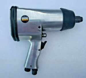 Central Pneumatic 3 4 Heavy Duty Air Impact Wrench 66490