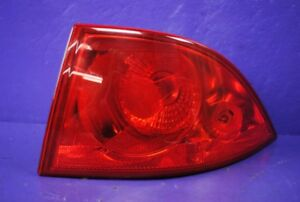 06 11 Buick Lucerne Outer Tail Light Rear Brake Lamp Panel Passenger Right Oem