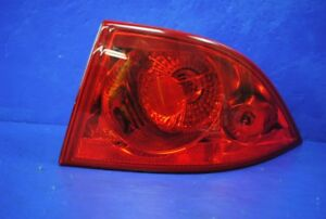 06 11 Buick Lucerne Outer Tail Light Rear Brake Lamp Qtr Panel Passenger Right