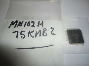 Panasonic Smd Ic Mn102h75kmb2 Used By Various Brands And Models
