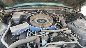 68 Thunderbird 429 Thunderjet Engine With Auto Trans Complete Lift Out Turn Key