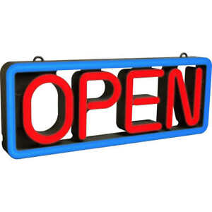 refurbished Pro lite Neon Led Open Sign