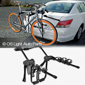 Bike Rack Carrier Trunk Mount 3 Bicycle Holder Car Attachment Storage Fit Bmw