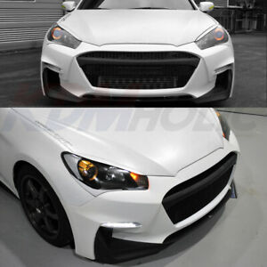 M S Hyper G Front Bumper For Hyundai Genesis Coupe Bk1 09 12 In Stock Usa