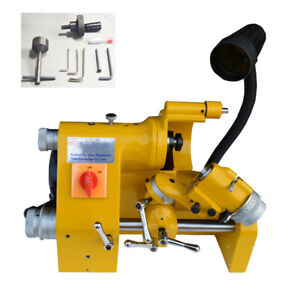 Techtongda Universal Multi functional Cutter Grinder Sharpener Grinding Machine