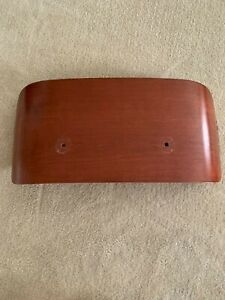 Herman Miller Eames Lounge Chair Cherry Head Rest Shell