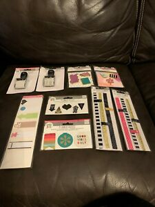 Happy Planner Planner Accessories Lot New Items Added