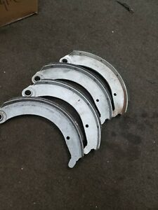 1932 Plymouth Brake Shoes Religned Ready To Install 11 X 1 5