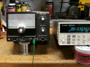 Agilent 5313a hp Frequency Counter 225 Mhz Tested Ham Radio