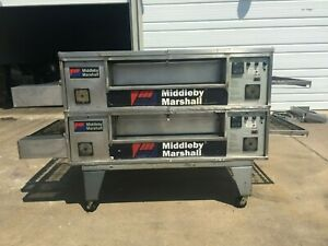 Middleby Marshall Ps570 Double stack Conveyor Oven Dominos