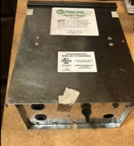 Principal Led Power Supply Driver W Double Quick Box Ul Rated new