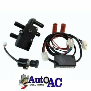 New Electronic Bypass Heater Control Valve For Chevrolet Pickup