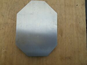 Machinist Brass And Steel Magnetic Transfer Block Plate