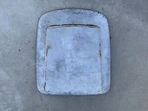 Alfa Giulietta Spider 750 101 Hood Minor Surface Rust