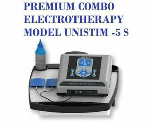 Prof Electrotherapy Equipment Interferential Therapy Unit Lcd Preset Sdf34