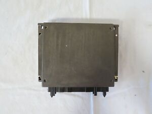 90 91 92 93 94 95 Mercedes R129 W124 Sl E class General Basic Control Unit Ecu