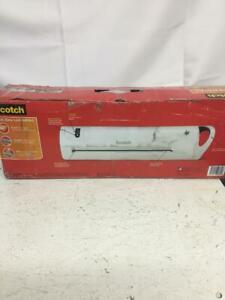 New 3m Scotch Tl1302 Advanced Thermal Laminator Extra Wide 13 3 To 5 Mil