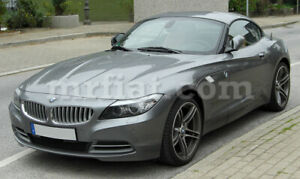 Bmw Z4 Roadster E89 Black Indoor Fabric Car Cover 2009 17 New