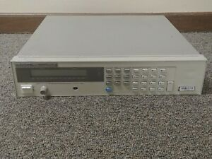 Keysight Agilent Hp 6642a Dc Power Supply 20 V 10 A 200 W Programmable