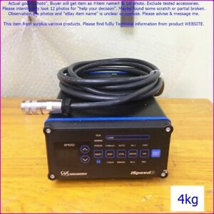 Nsk Nakanishi Ispeed3 Ne 273 Spindle Controller With Cable As Photo sn last One