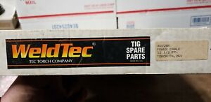 Weldtec 46v28r Power Cable 12 1 2 Ft Torch 26 26v