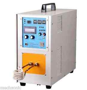 15kw 30 80khz High Frequency Induction Heater Furnace Lh 15a Fast Shipping Sz