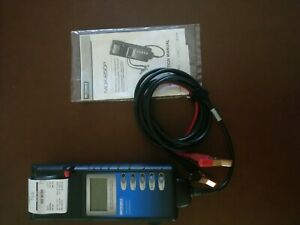 Midtronics Battery And Electrical System Analyzer With Built In Printer Mdx 650p