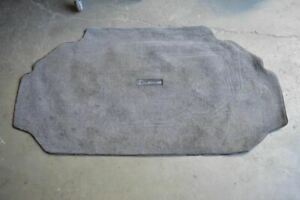 1995 1996 1997 Lexus Ls400 Trunk Carpet Floor Mat Rug Black