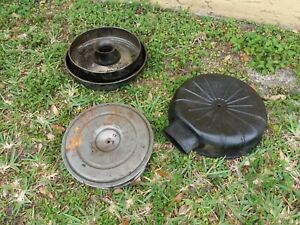 1955 1957 1958 Chevrolet Pontiac Barrel Air Cleaner Power Pack