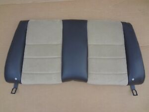 2003 2004 Mustang Svt Cobra Convertible Parchment Rear Seat Top Oem Sku Vv107