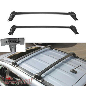 Roof Rack Cross Bars Luggage Cargo Carrier Car Top For Honda Crv 2007 2011