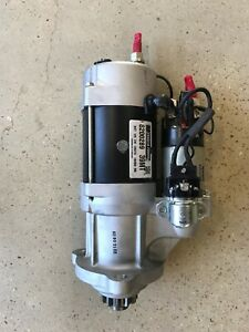New Delco Remy Motor 39mt 12v 8200289