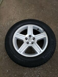 2008 2009 2010 Dodge Charger 18 Inch Oem Alloy Wheel Rim And Used Michelin Tire