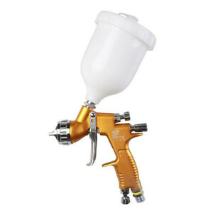 Devilbiss Hvlp Air Spray Gun With Cups Automotive Paint Spray Gun Gti Te20 Lite