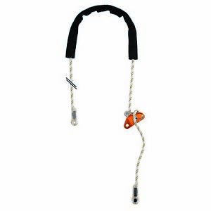 Grillon Ansi Adjustable Positioning Lanyard All Colors And Versions By Petzl