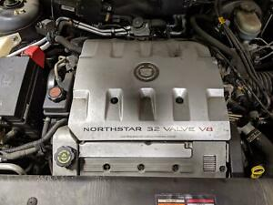 2002 Cadillac Seville 4 6l Vin 9 Engine Motor With 39 138 Miles