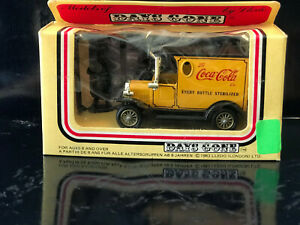 COCA COLA OLD TIME DELIVERY TRUCK ...