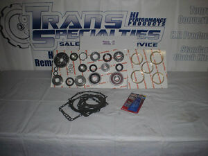 Ford Heh Manual Transmission Bearing Synchro Rebuild Kit 4 Speed Toploader